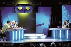 Сцены из фильмов и театральные кулисы