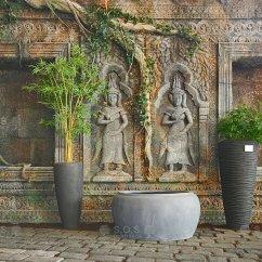 Имитация - Храм Angkor Vat, Камбоджа, демонстрационный зал Прага
