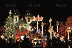 Рождество в гордах и населенных пунктах