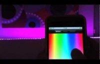 Изменение цветов декорации с помощью программы