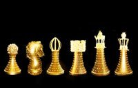 Шахматы (LED) - set 14 ks – высота фигур 140 - 205 см, ø 90 см